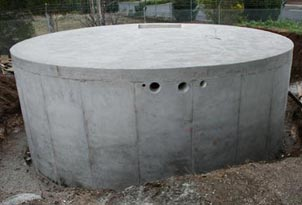 Concrete Water Tanks Melbourne, Aboveground, Below Ground Domestic